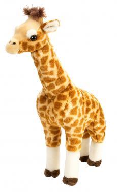 Wild Republic - Cuddlekins - Giraffe stehend, 43 cm