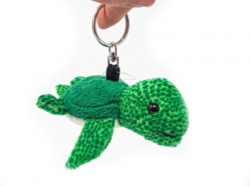 Plüsch Schlüsselanhänger - Meeresschildkröte