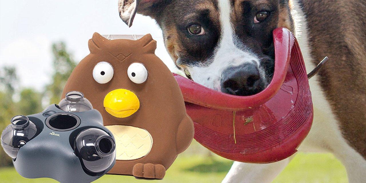 Entdeckt unser hochwertiges Hundespielzeug.