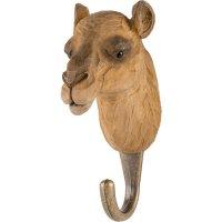 Kleiderhaken aus Holz - Kamel