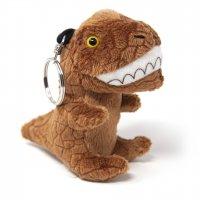 Plüsch Schlüsselanhänger - T-Rex Comic -...