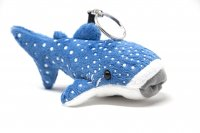 Plüsch Schlüsselanhänger - Walhai - 12 cm