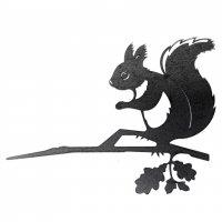 Baumstecker Glückstier - Eichhörnchen -...