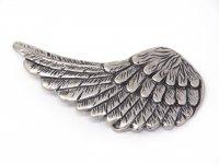 Gürtelschnalle - Antiker Flügel