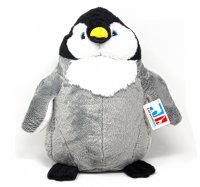 Kuscheltier - Baby Pinguin - Groß - 33 cm