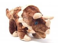 Kuscheltier - Dino - Triceratops - 28 cm