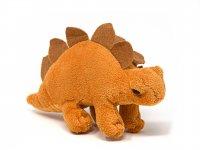 Kuscheltier - Dino - Stegosaurus - 18 cm