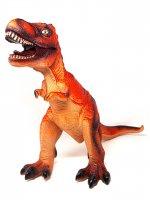 Dinosaurier Spielfigur - Riesen T-Rex rot - 43cm