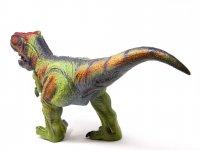 Dinosaurier Spielfigur - Tyrannosaurus Rex grün - 63 cm