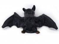 Kuscheltier - Fledermaus mit Band - 36 cm