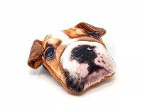 Haustier Anhänger Bulldogge