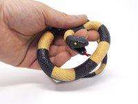Stretch-Schlange - Ringelnatter