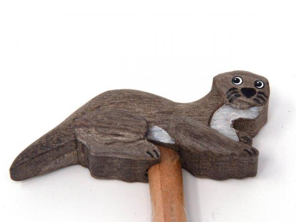 Holzbleistift - Otter