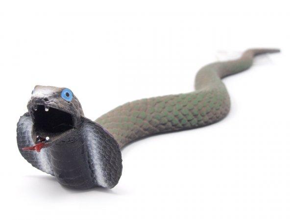 RealStretch-Schlange - Hellgrüne Kobra