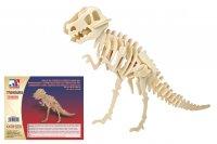 Holz 3D Puzzle - Tyrannosaurus Rex