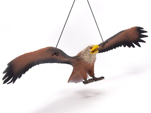 Spieltier mit Hängeband - Adler hell/Dunkel