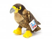Kuscheltier - Falke braun - 18 cm