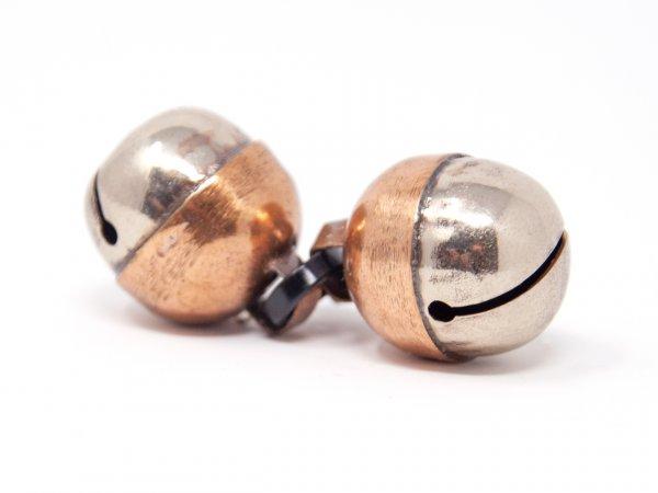 """Bells für Habichte """"Pablo"""" bronze silber"""
