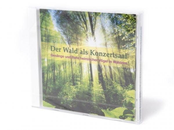 Der Wald als Konzertsaal - CD