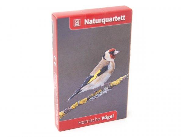 "Quartett - Naturquartett ""Heimische Vögel"""