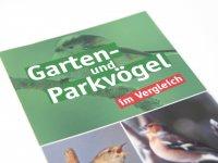 Bestimmungskarte - Garten- und Parkvögel