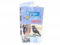 Bestimmungskarte - Wintervögel