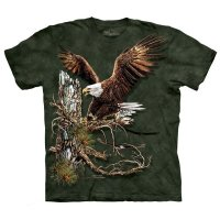 """The Mountain Shirt - """"Find 12 Eagles"""" -..."""