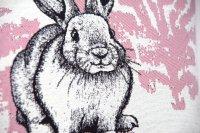 Steen Design Kissen - Moppel Laax pink- 35x70