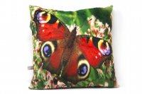 Stoffkissen - Schmetterling - 35x35